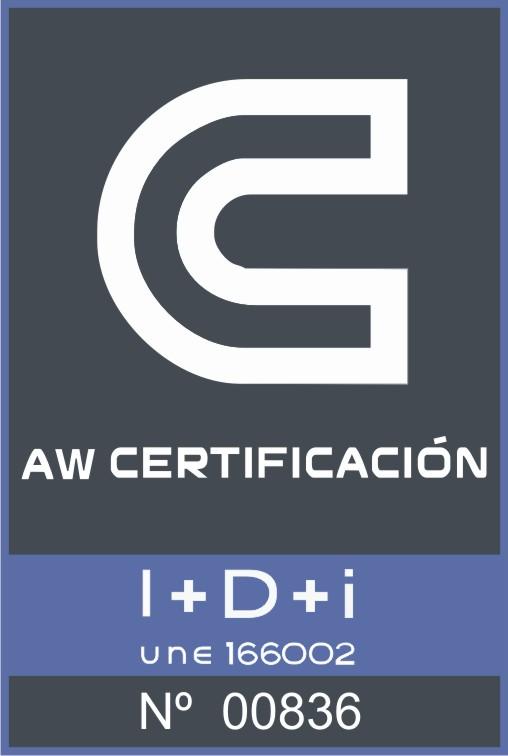 Certificación I+D+i INDEREN