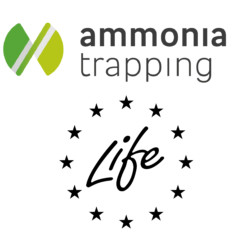 Ammonia trapping LIFE