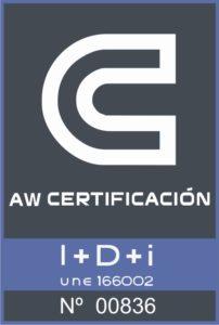 AW Certificación INDEREN 02