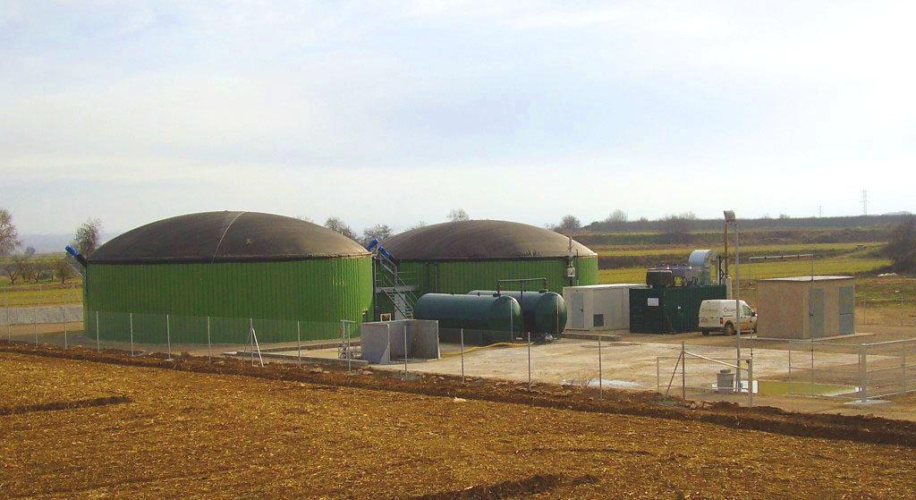 Planta Biogás 500kw en Torregrossa Lleida 05