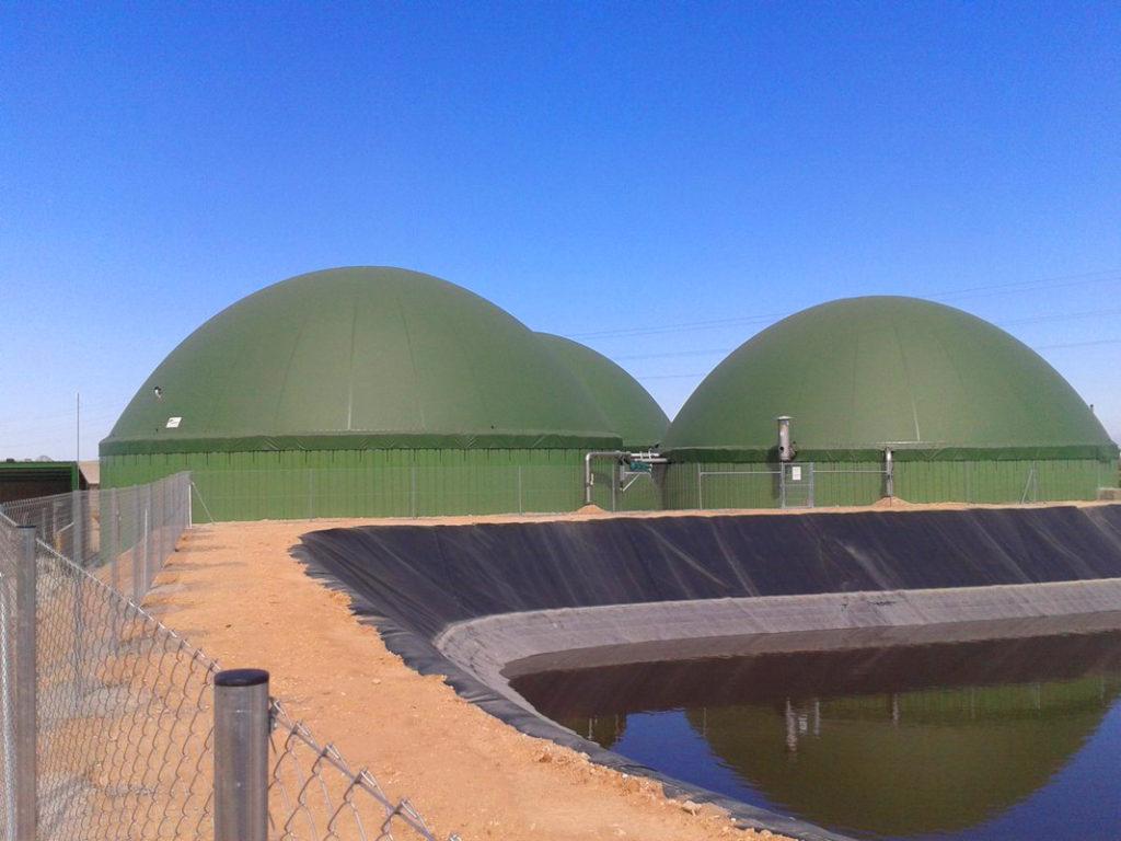 Biogas plant 500kW in Torregrossa Lleida 05