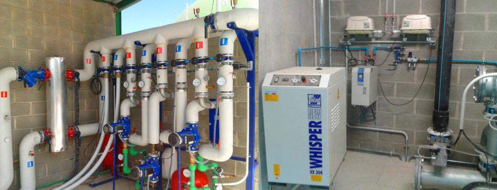 Planta Biogás 500kw en Torregrossa Lleida 01