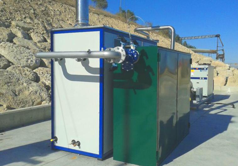 500kW Biogas Plant for Estrella de Levante Project in Murcia