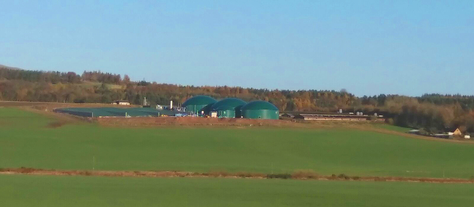 01 Planta Biogás 1MW Inchdairnie Reino Unido