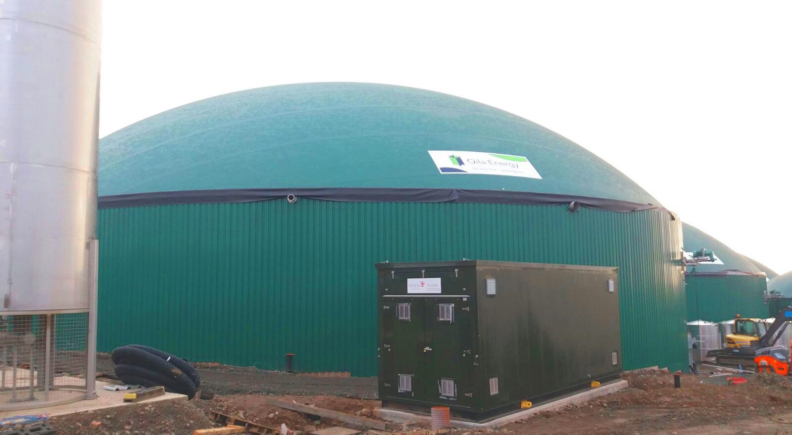 05 Planta Biogás 1MW Inchdairnie Reino Unido