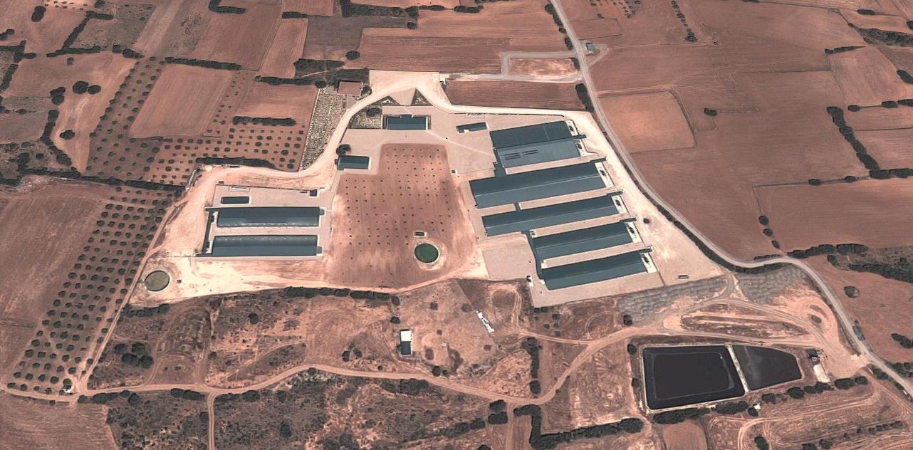 Planta de Biogás Balsa de Ves Albacete 250kW INDEREN 01