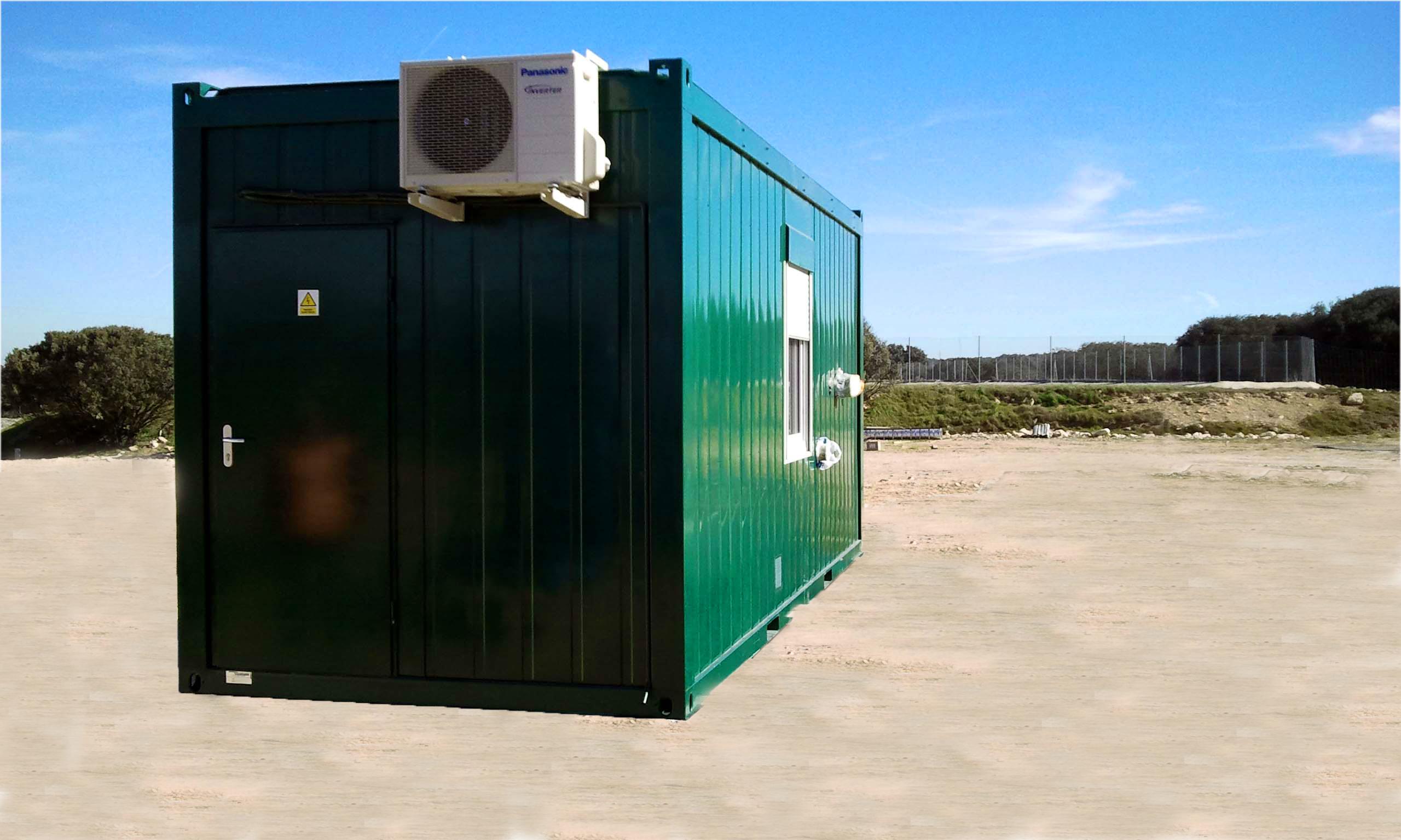 Planta de Biogás Balsa de Ves Albacete 250kW INDEREN 03