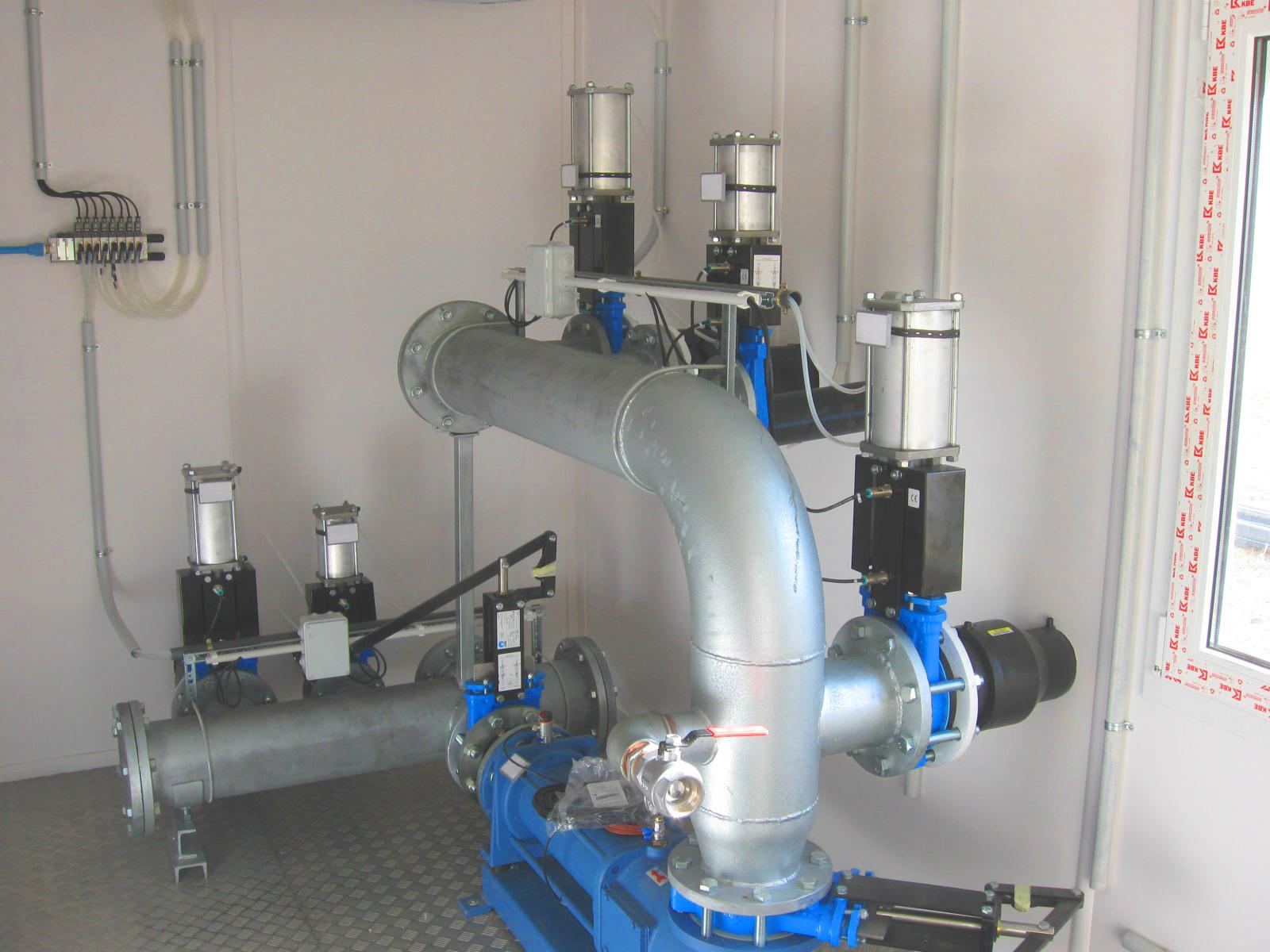 Planta de Biogás Balsa de Ves Albacete 250kW INDEREN 02