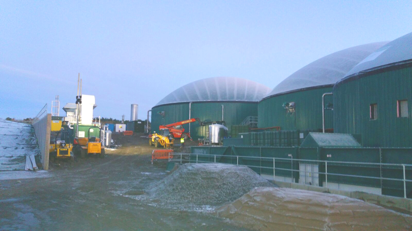 95 Planta Biogás 1MW Inchdairnie Reino Unido