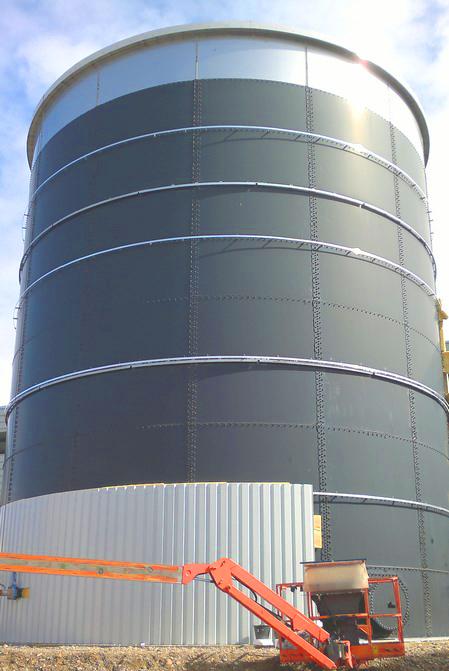 Planta de Biogás de 500 kW en Aire-sur-l'Adour Francia 22