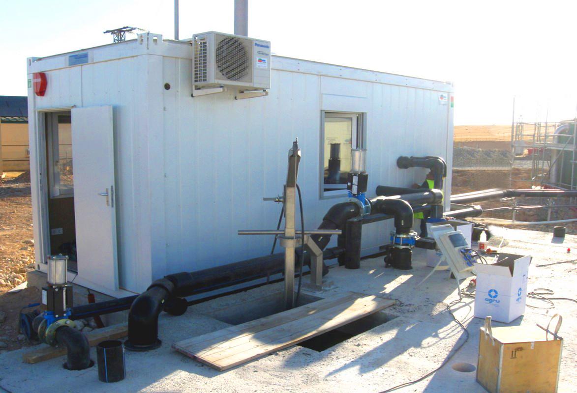 Planta de Biogás de 350kW en Chinchilla de Montearagón Albacete 04