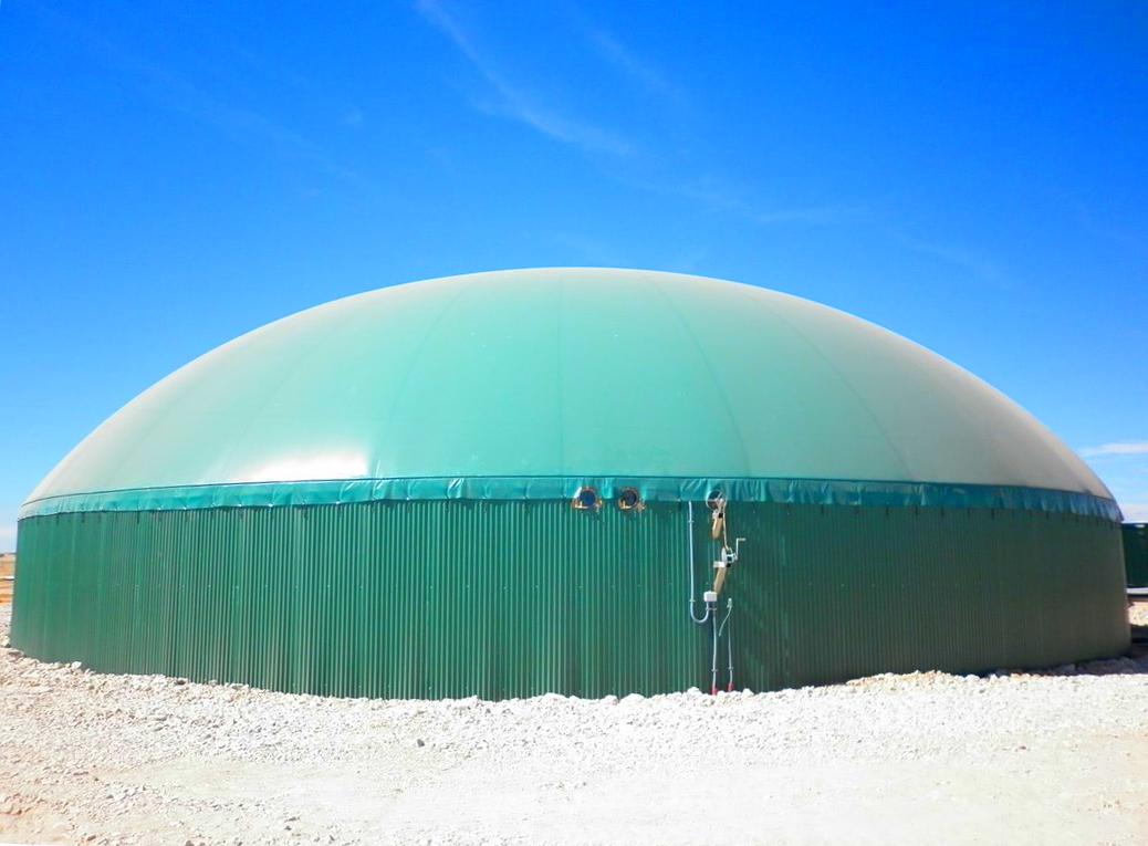 Planta de Biogás de 350kW en Chinchilla de Montearagón Albacete 12