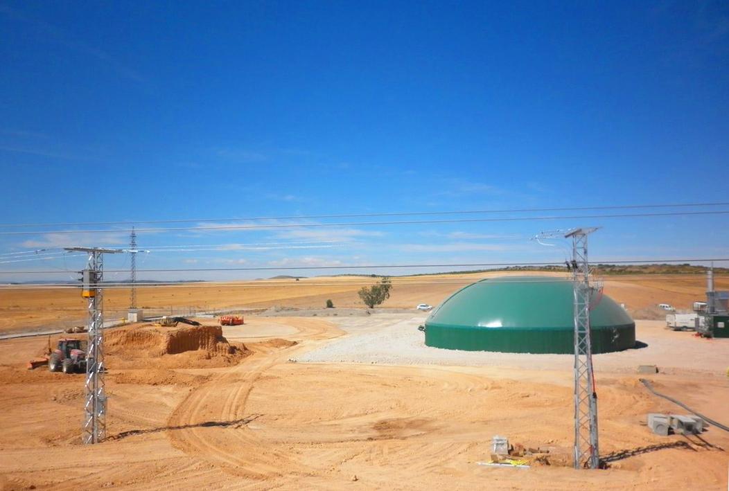 Planta de Biogás de 350kW en Chinchilla de Montearagón Albacete 13