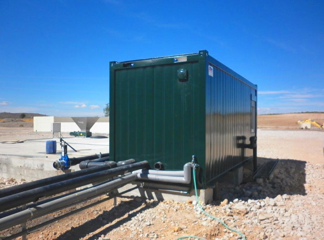 Planta de Biogás de 350kW en Chinchilla de Montearagón Albacete 05