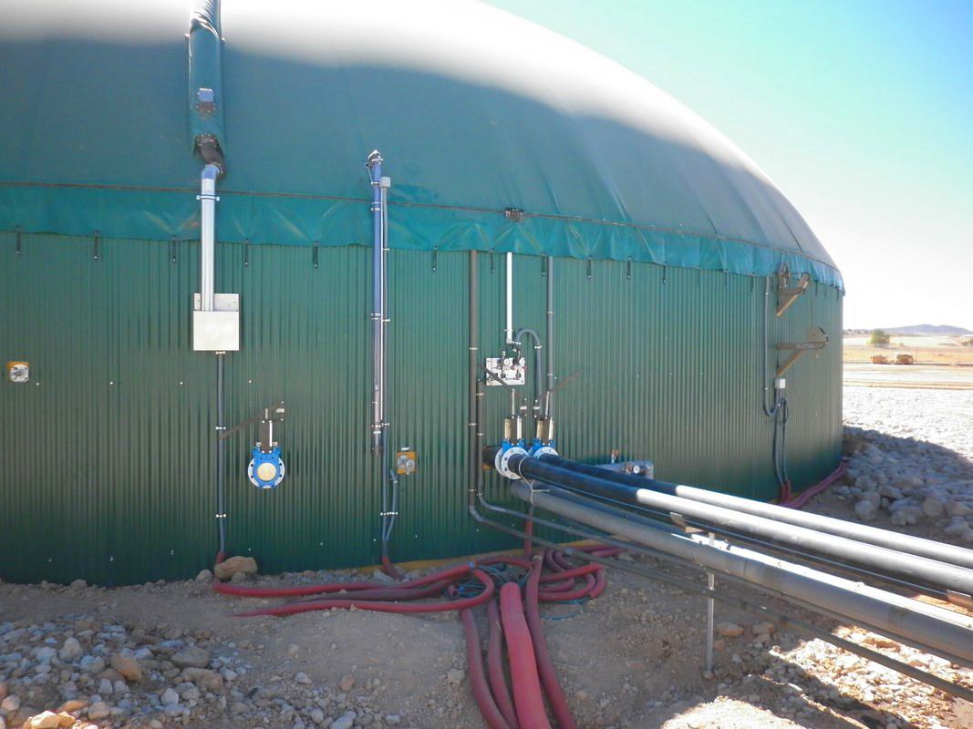 Planta de Biogás de 350kW en Chinchilla de Montearagón Albacete 14