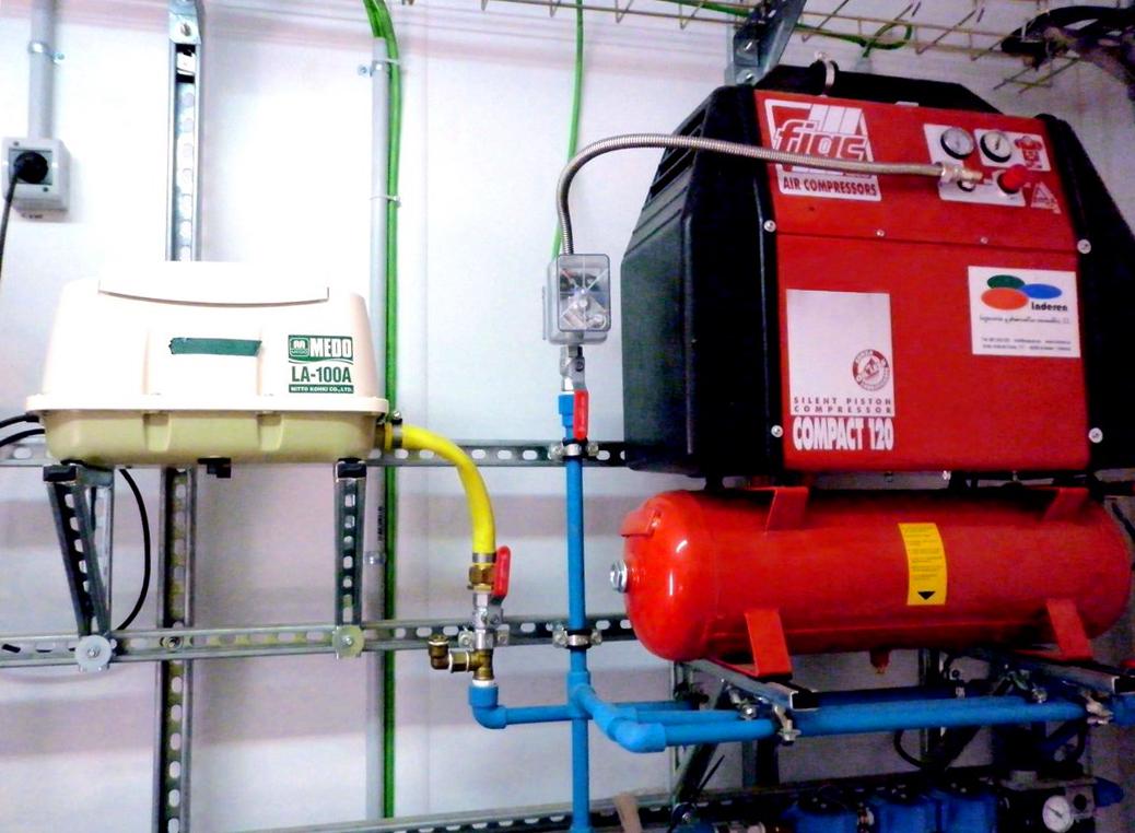 Planta de Biogás de 350kW en Chinchilla de Montearagón Albacete 07