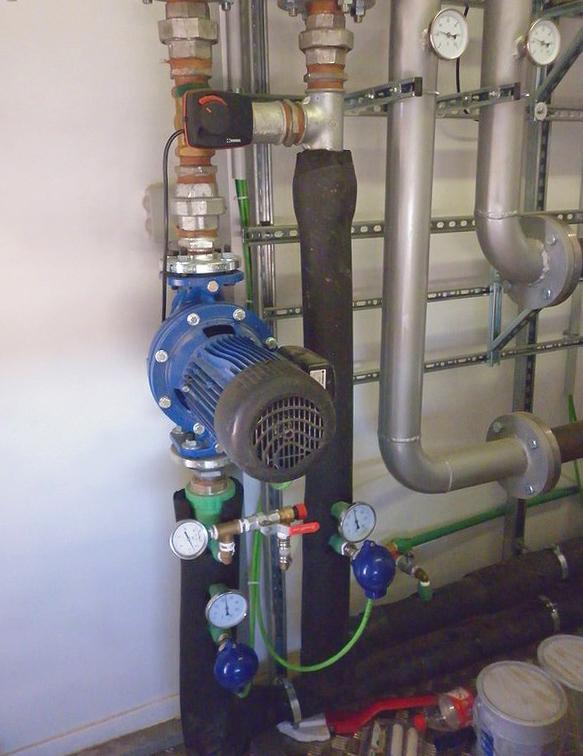 Planta de Biogás de 350kW en Chinchilla de Montearagón Albacete 08