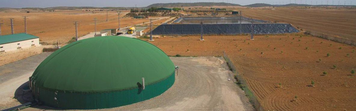 Planta de Biogás de 350kW en Chinchilla de Montearagón Albacete 03