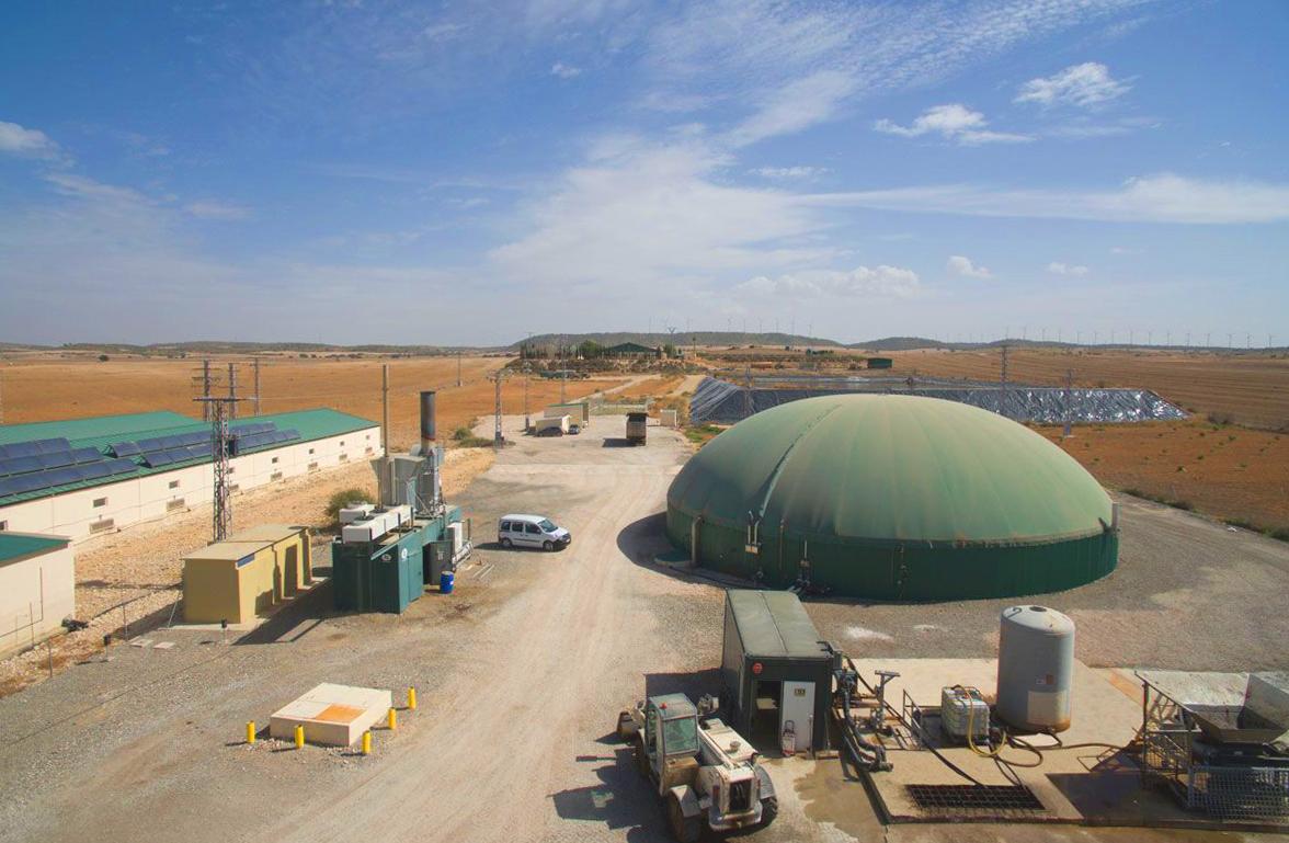 Planta de Biogás de 350kW en Chinchilla de Montearagón Albacete 16