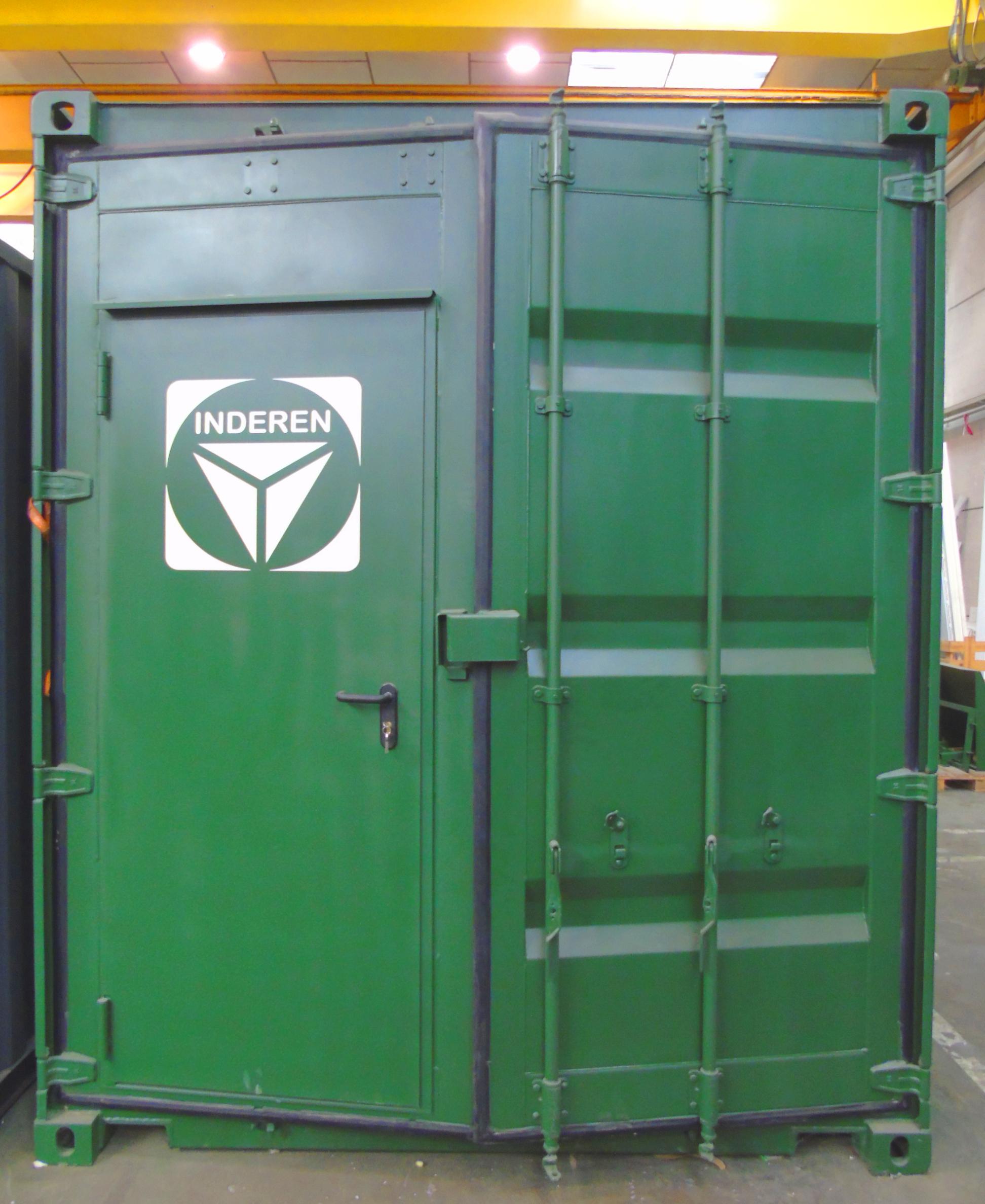 Planta de Biogás de 1MW en Savock Reino Unido 06