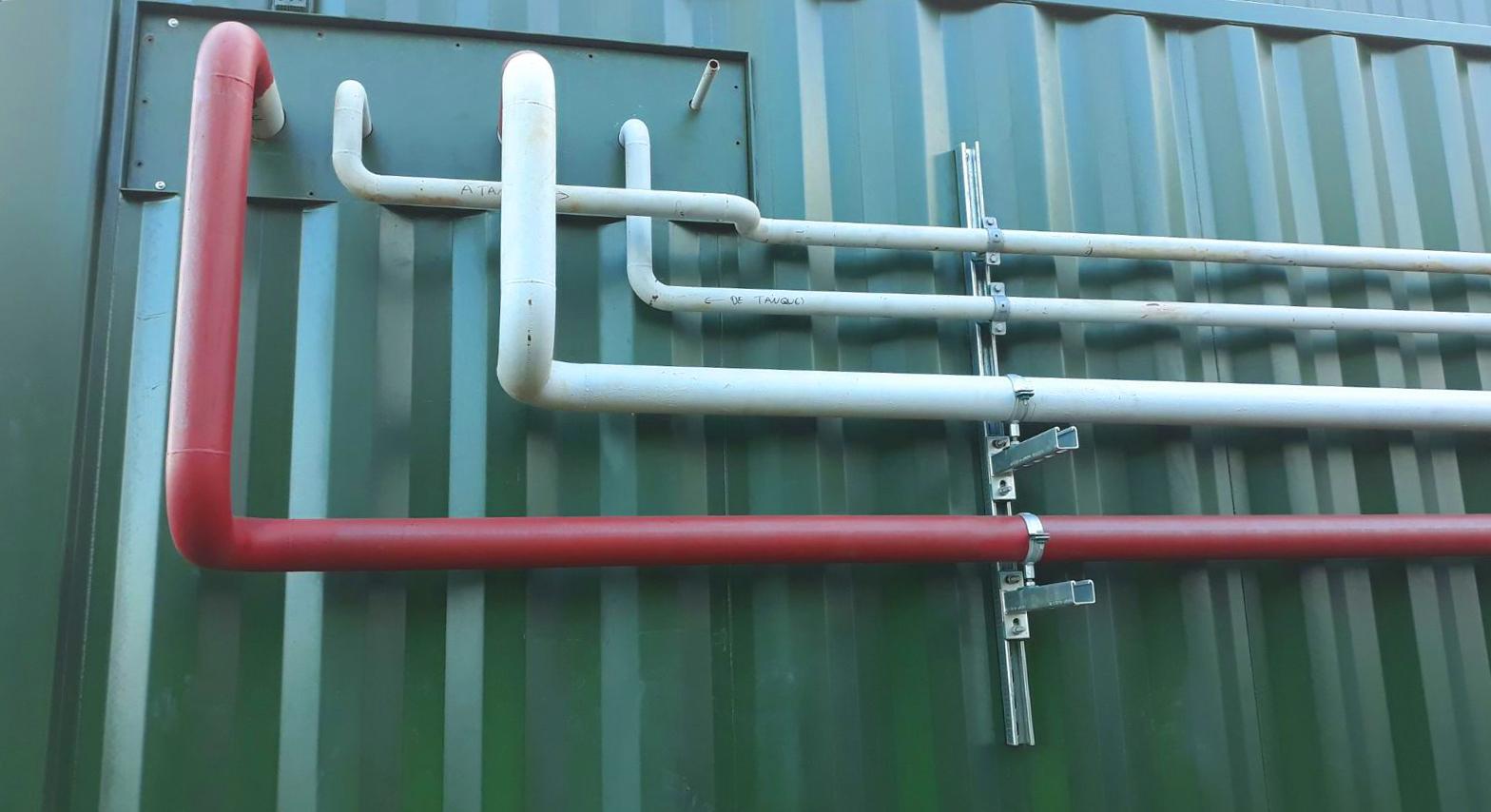 Planta de Biogás de 1MW en Savock Reino Unido 10