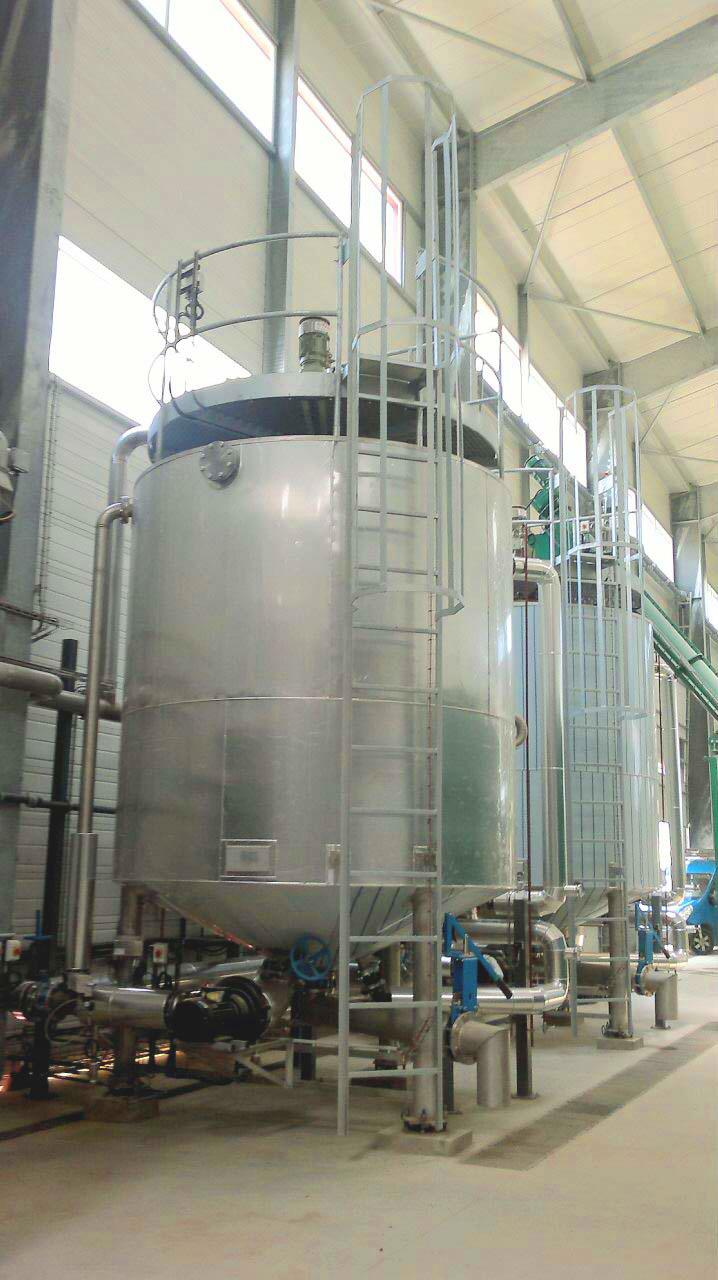 Planta de Biogás de 500 kW en Aire-sur-l'Adour Francia 03