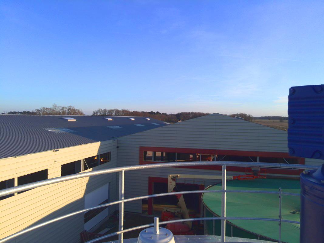 Planta de Biogás de 500 kW en Aire-sur-l'Adour Francia 24