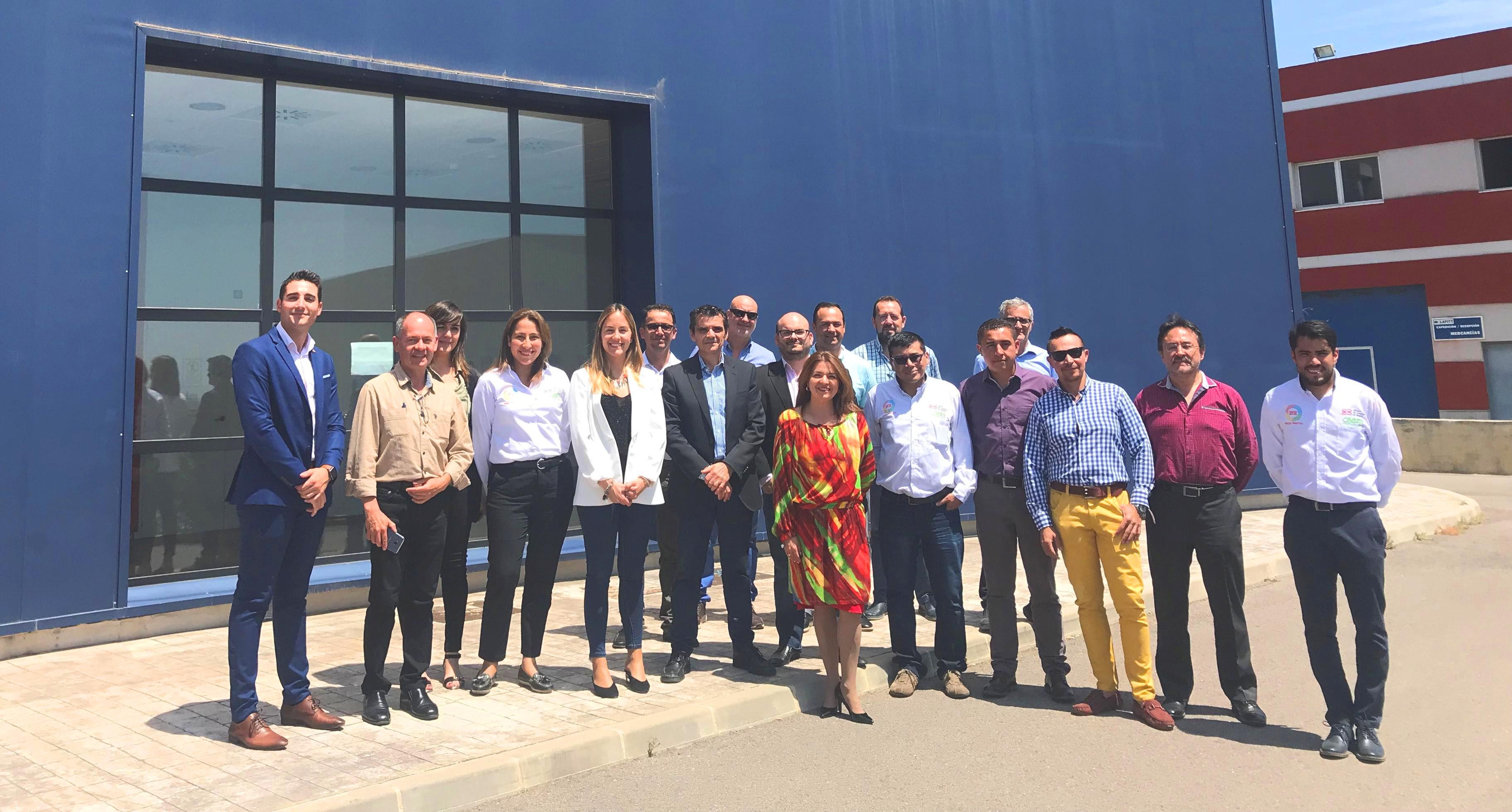 07 INDEREN Jornadas de Clúster de Energía de Colaboración con Colombia