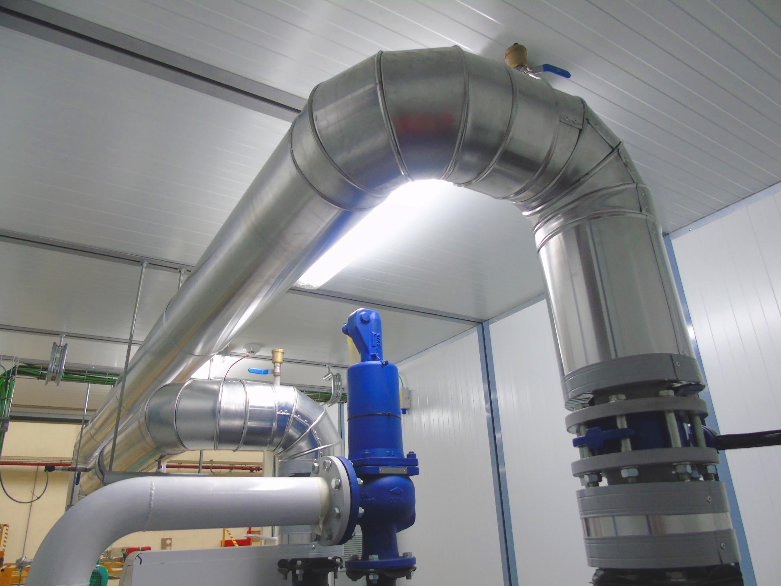 05Contenedor de Calefacción-Planta de Biogás de 1MW en Stracathro Reino Unido-Contenedor de calefaccion-Stracathro-QILA