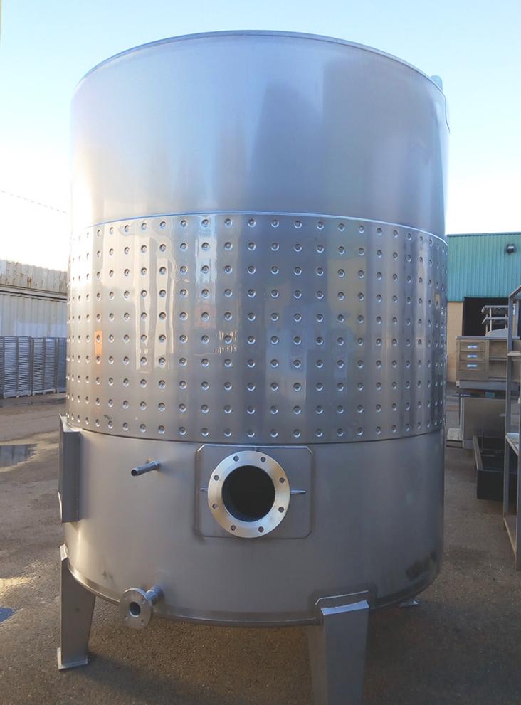 Pasteurizador 01-Planta de Biogás de 1MW en Tornagrain Reino Unido