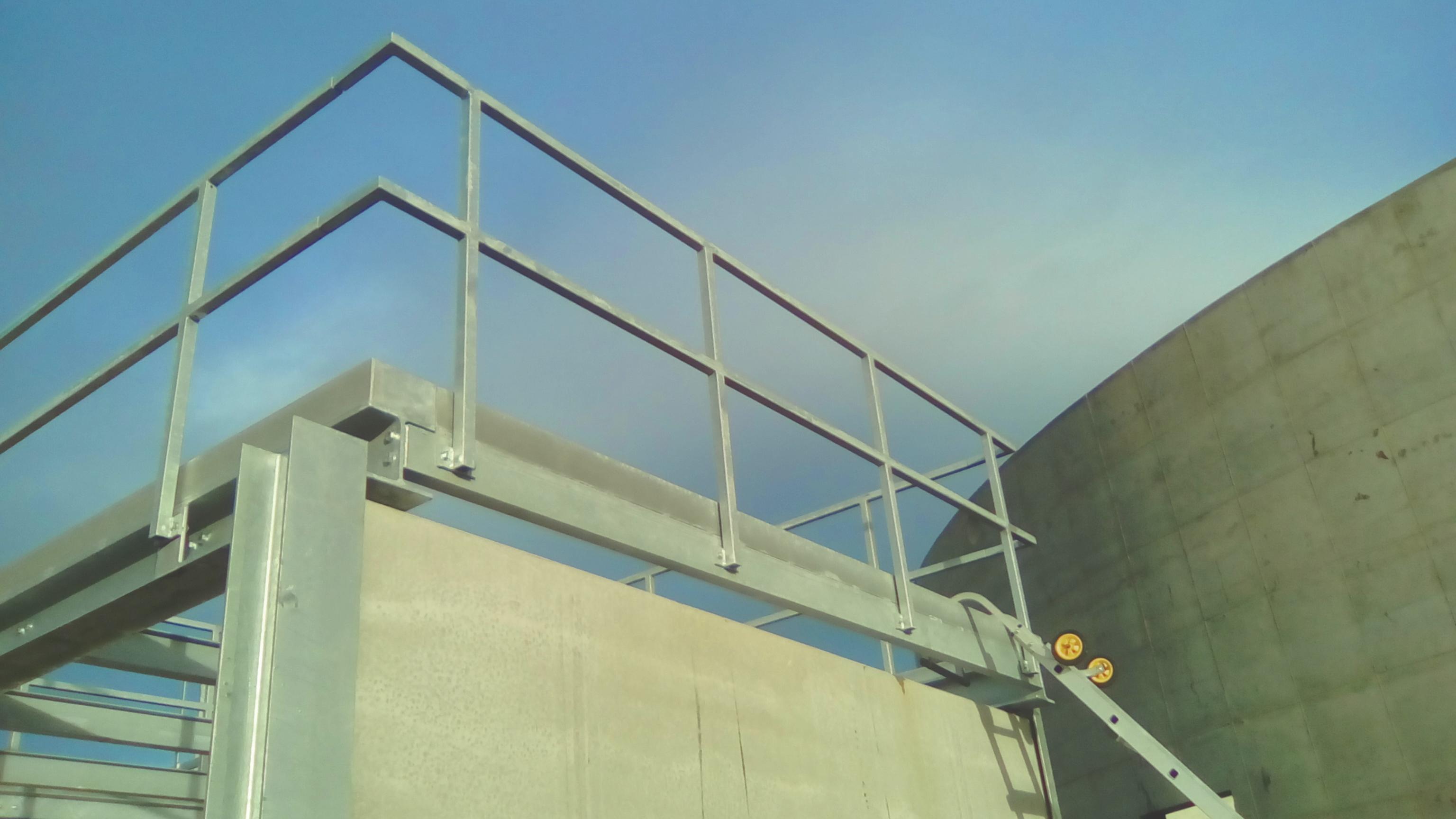 Biogas Tornagrain United Kingdom Plataforma Separador de Sólidos-Planta de Biogás de 1MW en Tornagrain Reino Unido