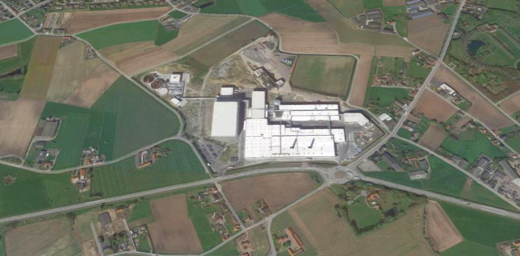 Agristo Water Treatment Wielsbeke 00 Agristo Wielsbeke-Belgica-BIO DYNAMICS