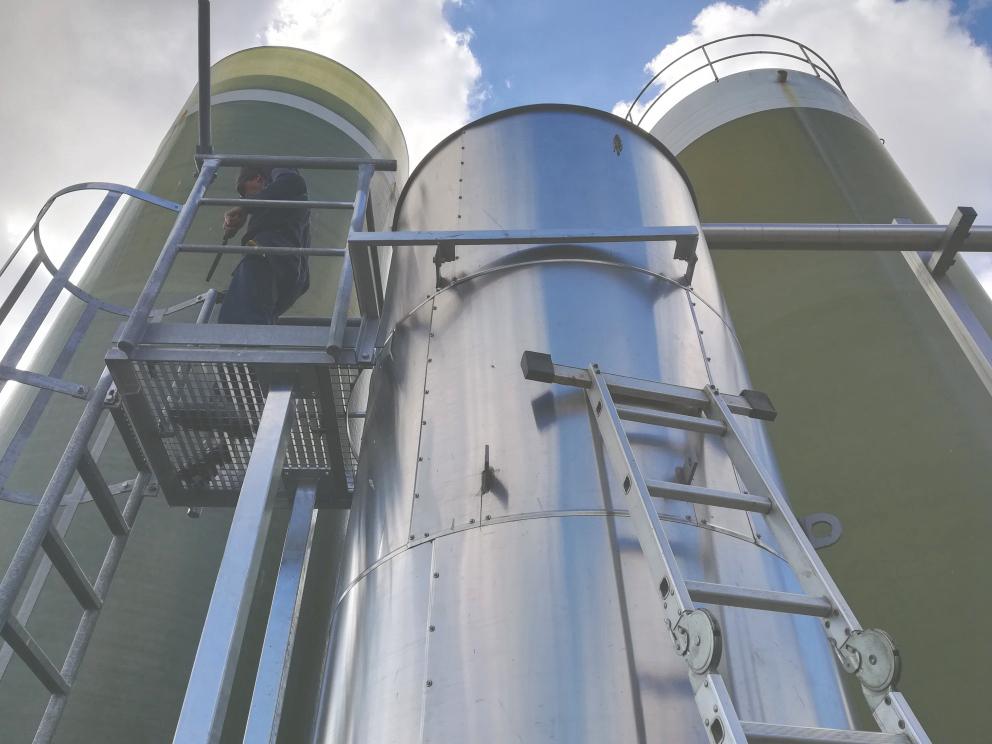 04 Modificación línea de gas a motor CHP-Vitaligaz-Envitec