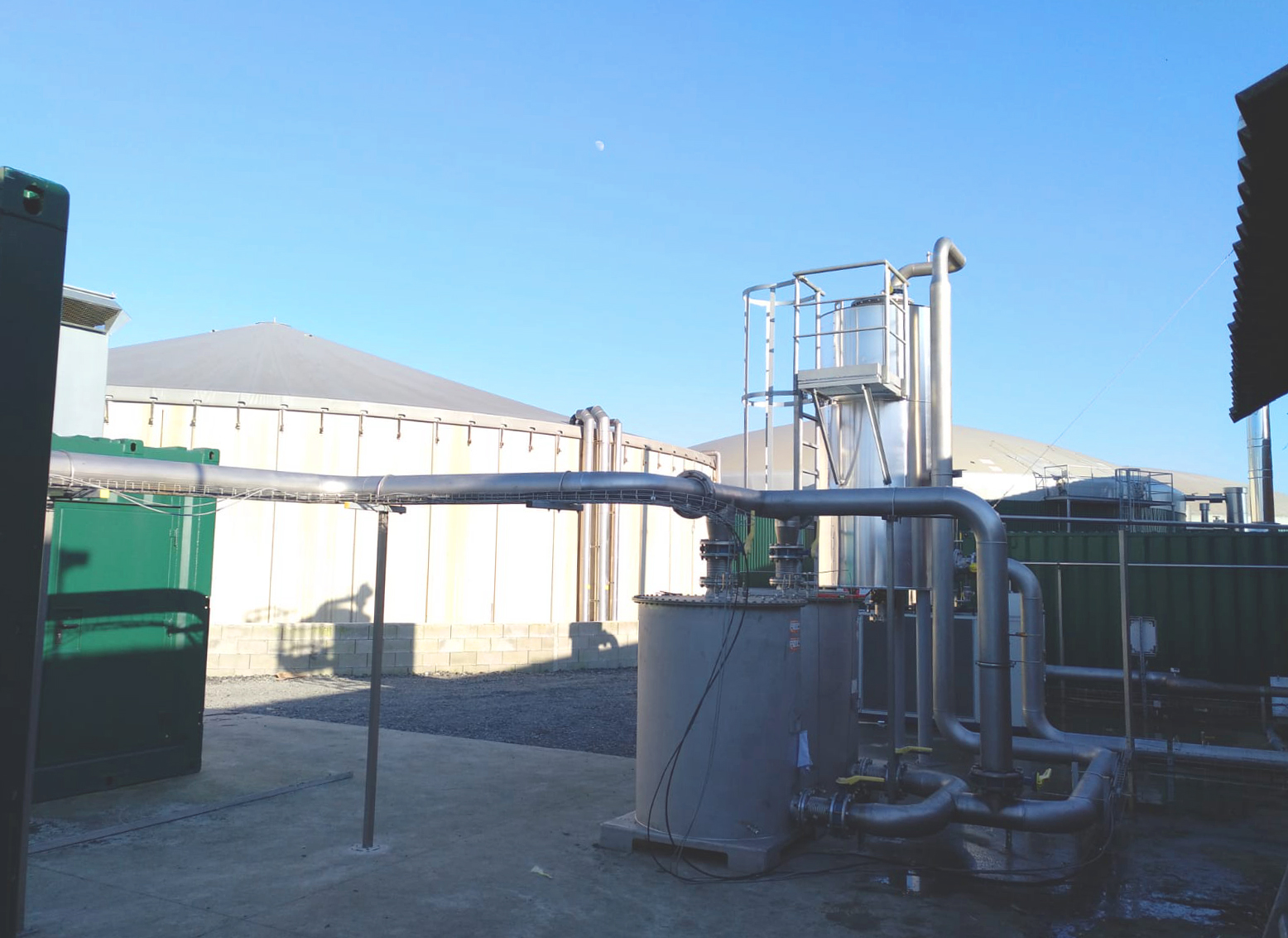 Biogás Vitaligaz Étréville Francia 06 Modificación de gas cooling-Vitaligaz-Envitec