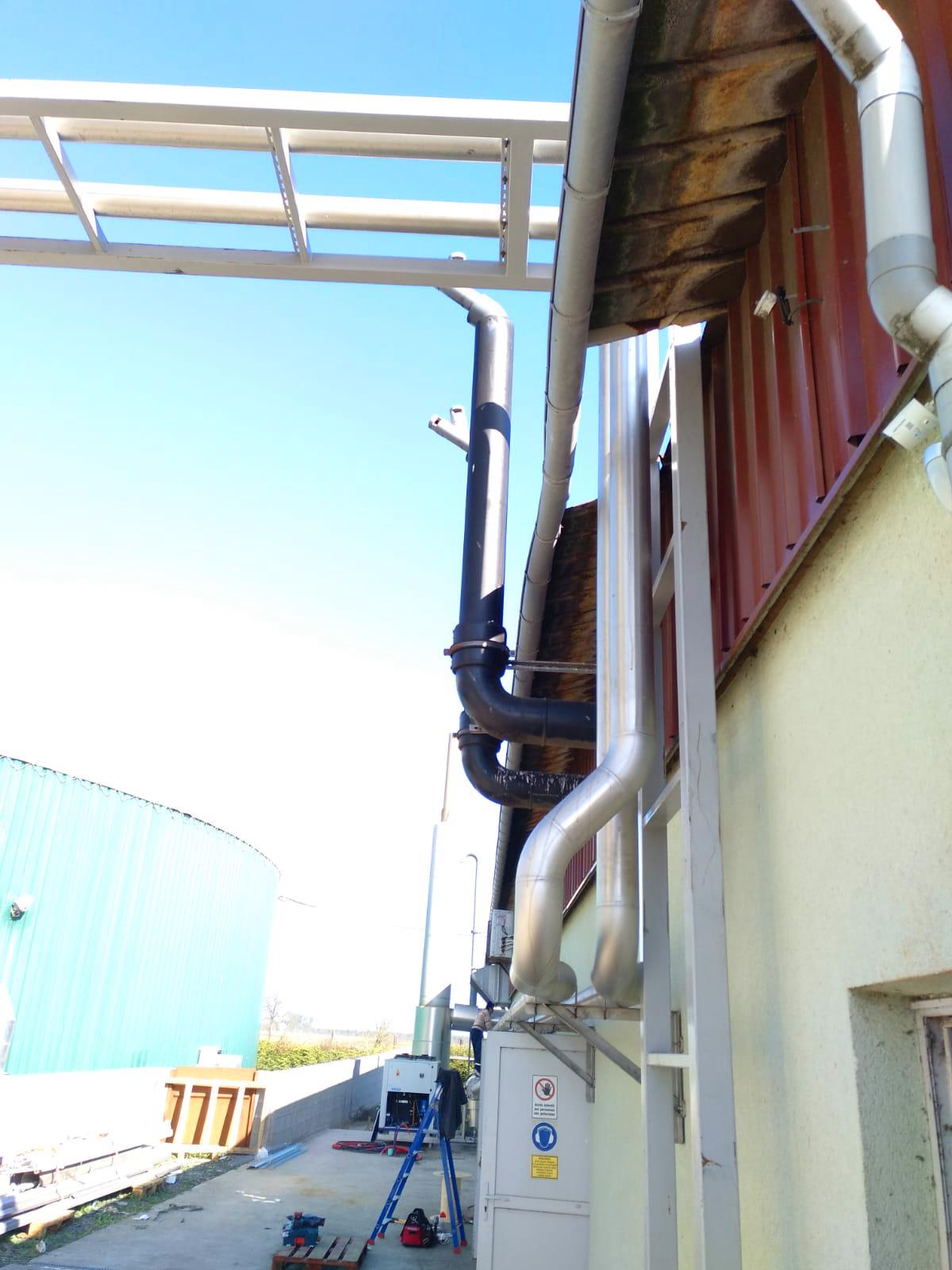 11 Modificación línea de gas a motor CHP-Vitaligaz-Envitec