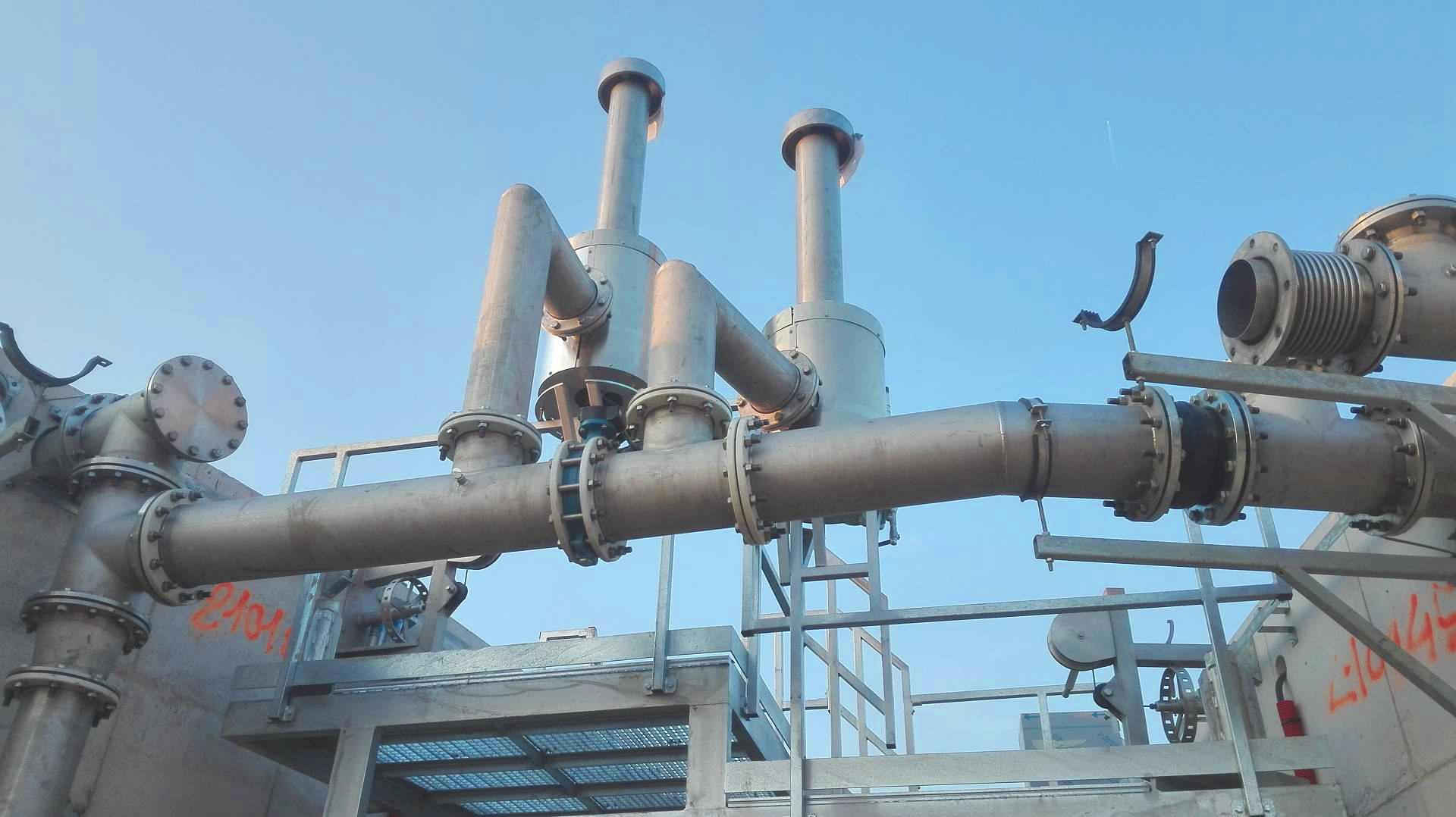 Mahé Biogas Boutigny France