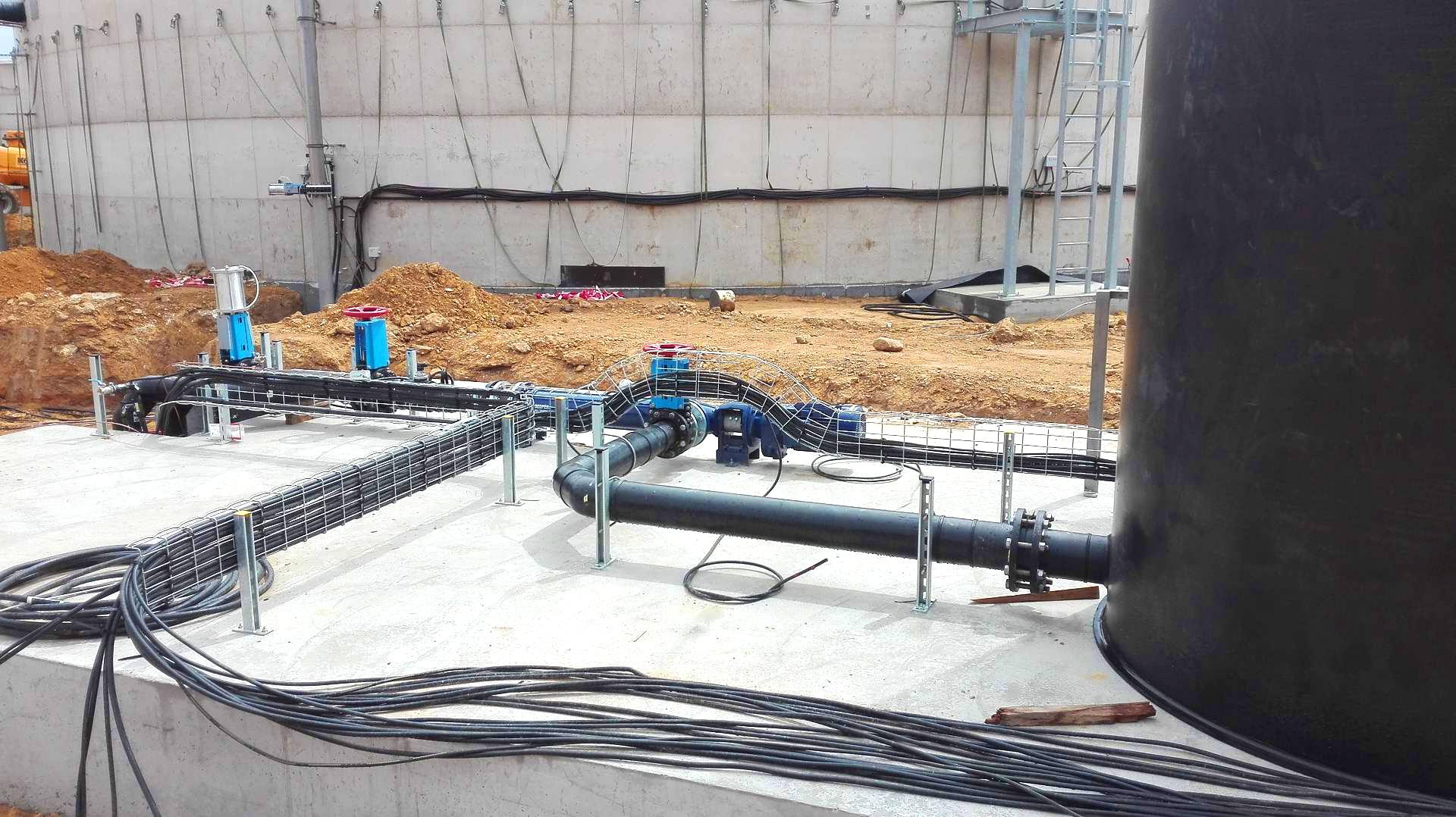 Biogás Planta Biometa Francia Recirculación 01