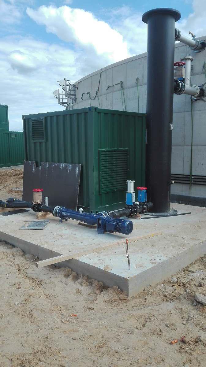 Biogás Planta Biometa Francia Recirculación 02