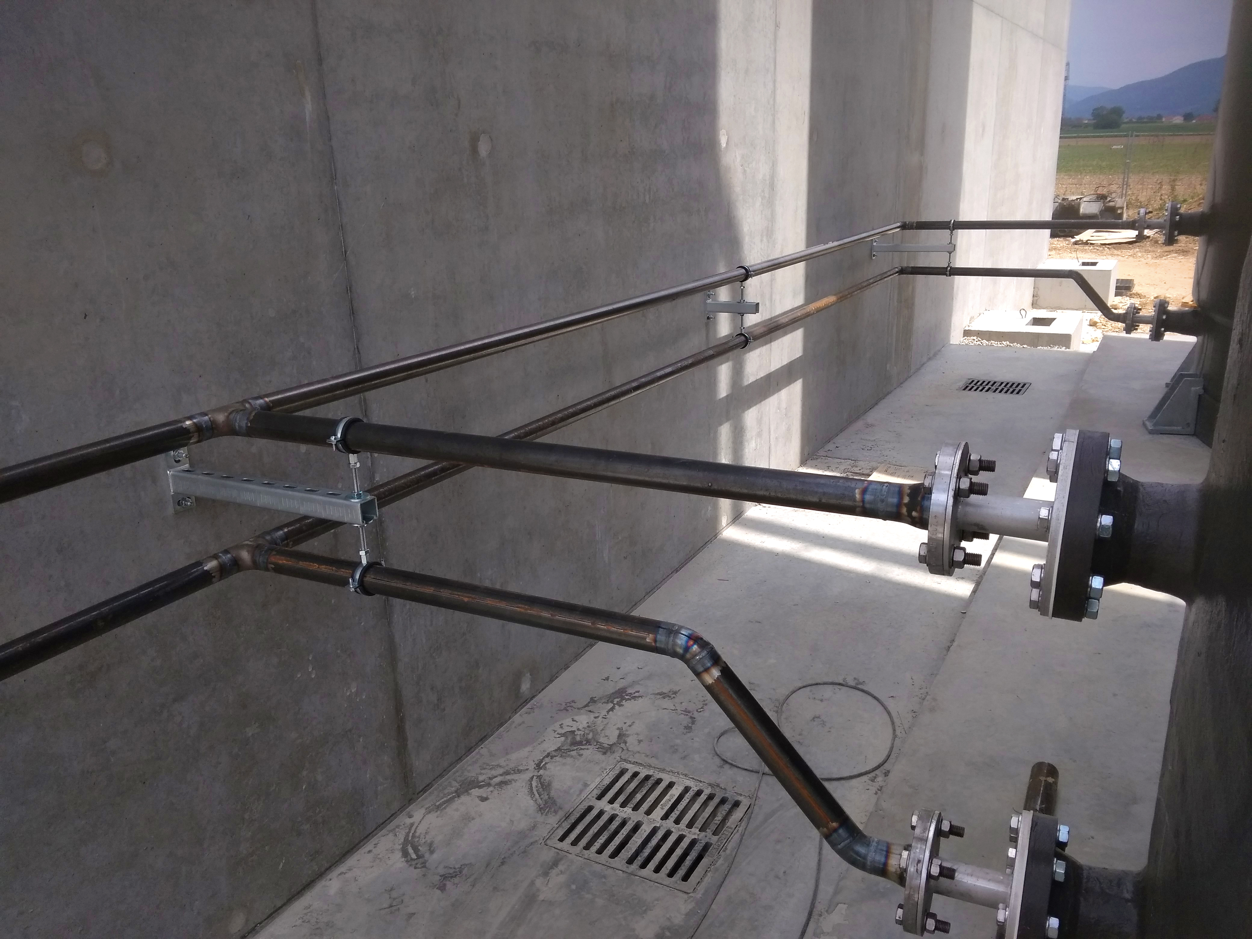 Biogas Plant Méthanisère France Calefacción 01