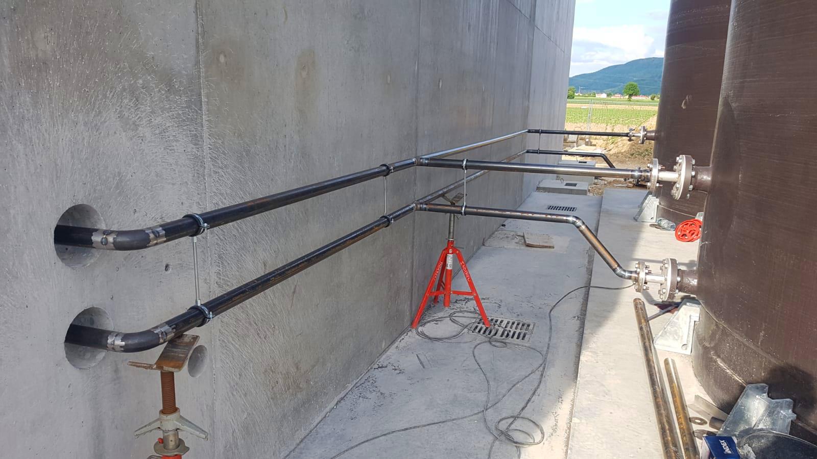 Biogas Plant Méthanisère France Calefacción 02