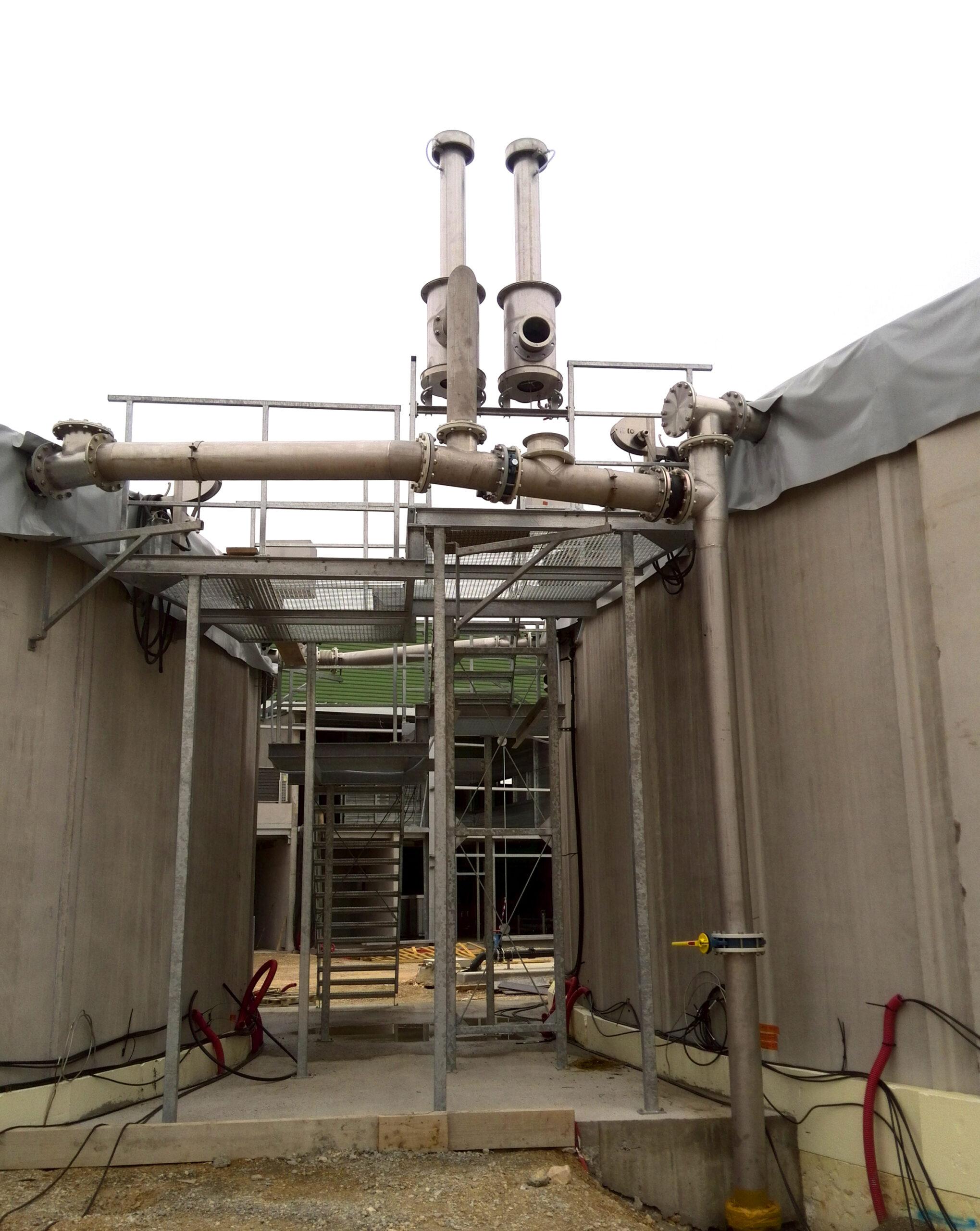 Planta de Biogás Cler Verts INDEREN 03