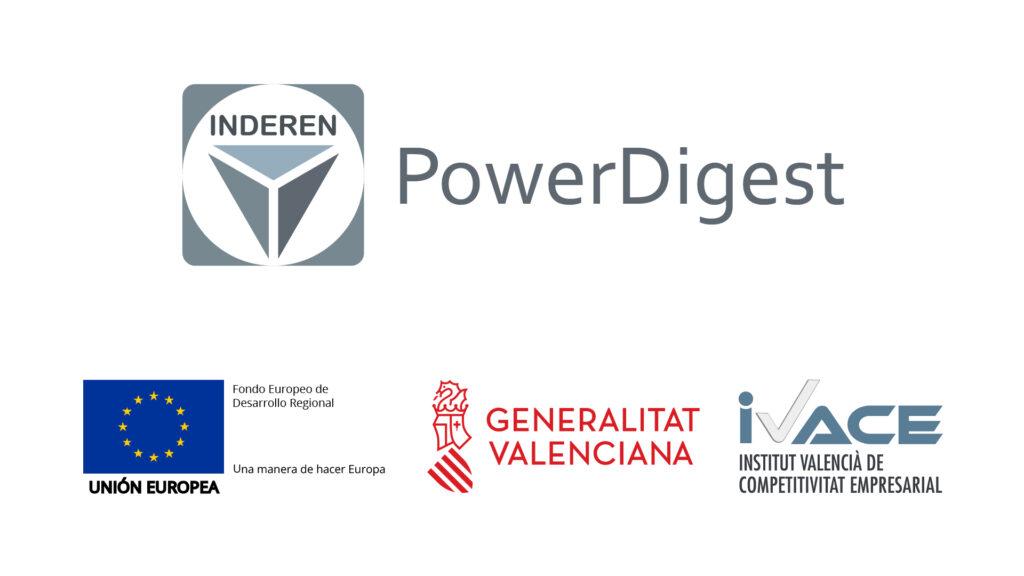 Subvención IVACE PowerDigest INDEREN 02