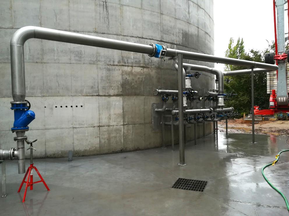 Planta de Tratamiento de Aguas Nazareth-Área Colector-04