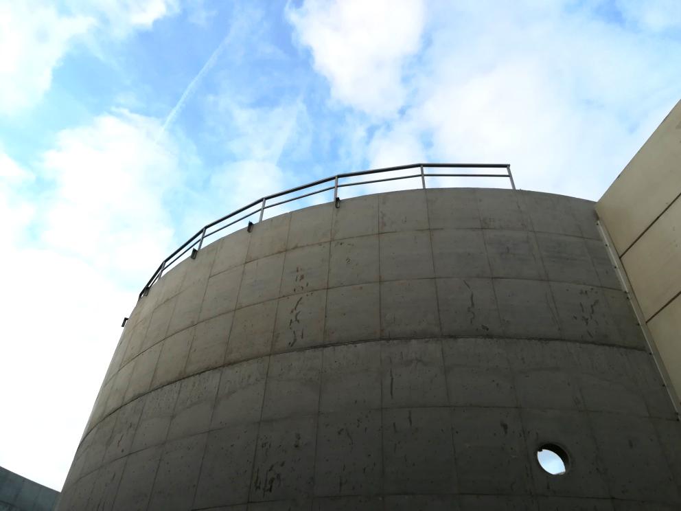 Planta de Tratamiento de Aguas Nazareth-Barandilla