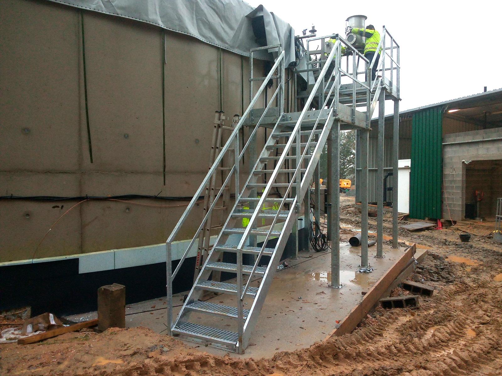 PlantaBiogás LAP Biogaz-EnviTec-Plataformas01