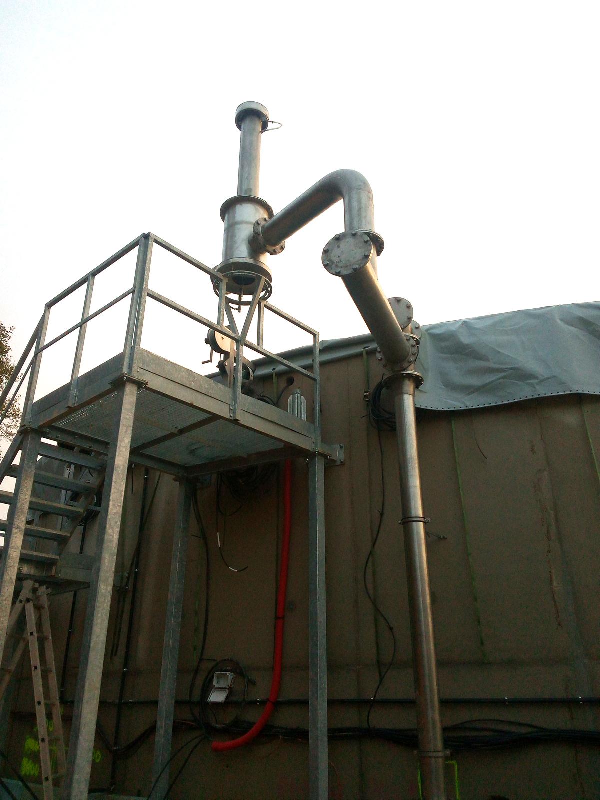 PlantaBiogás LAP Biogaz-EnviTec-Plataformas02