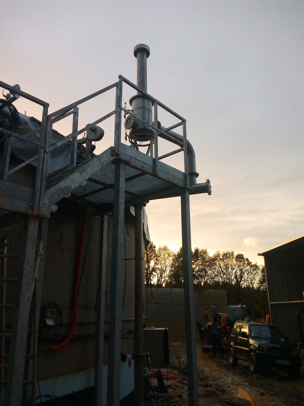 PlantaBiogás LAP Biogaz-EnviTec-Plataformas04