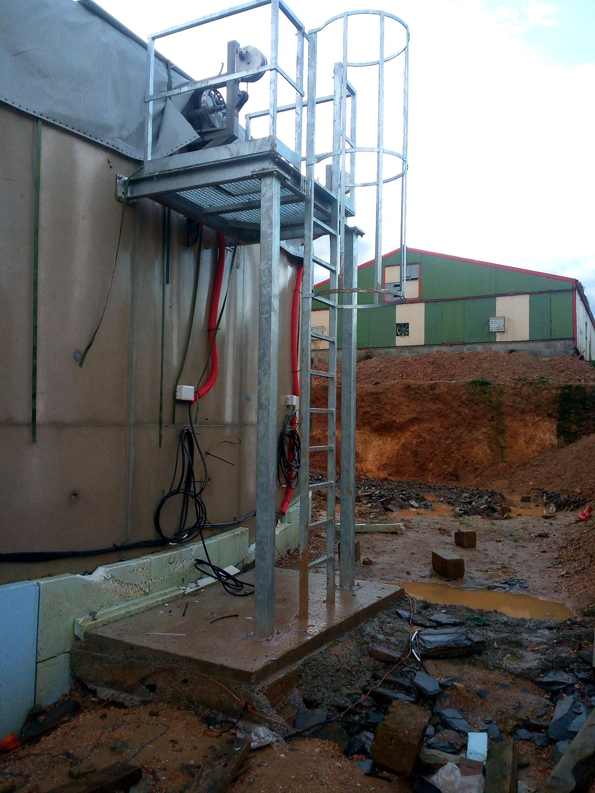PlantaBiogás LAP Biogaz-EnviTec-Plataformas05