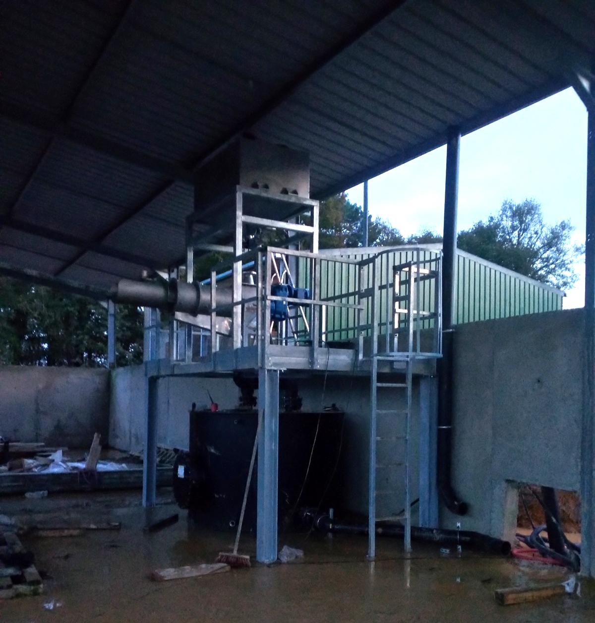 PlantaBiogás LAP Biogaz-EnviTec-Separador01