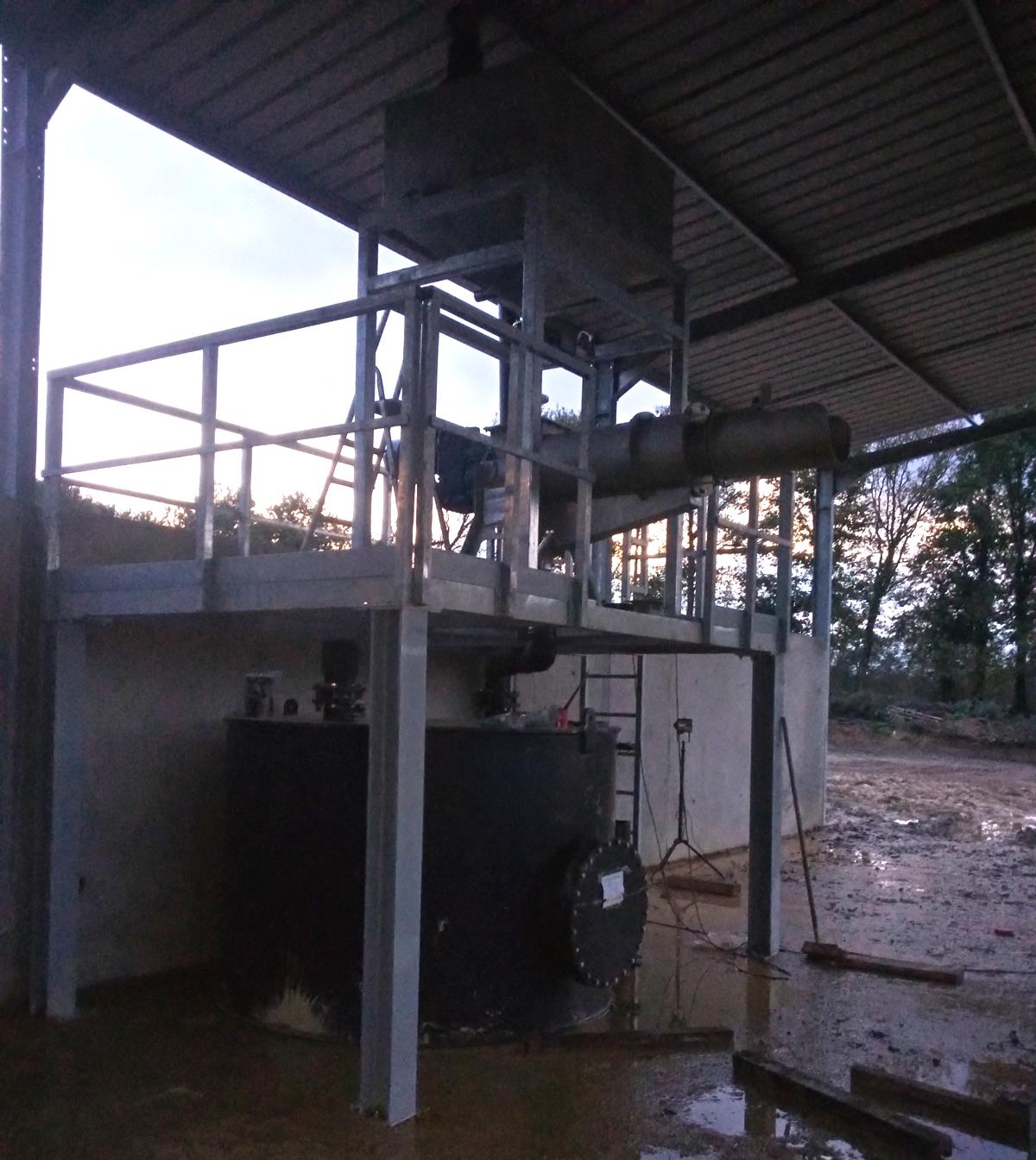 PlantaBiogás LAP Biogaz-EnviTec-Separador02